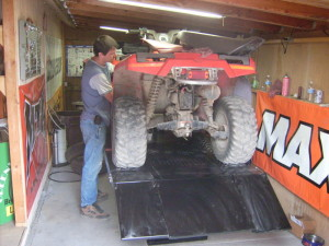 Valley powersports repair home for Small motor repair shop